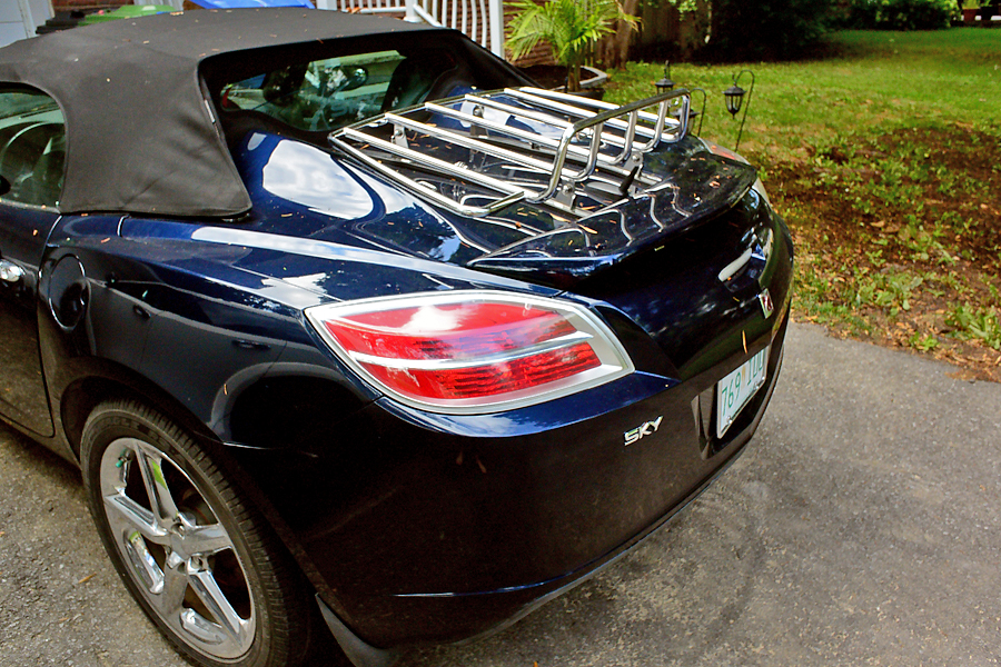 Trunk Mount Luggage Rack Saturn Sky Forums Saturn Sky Forum