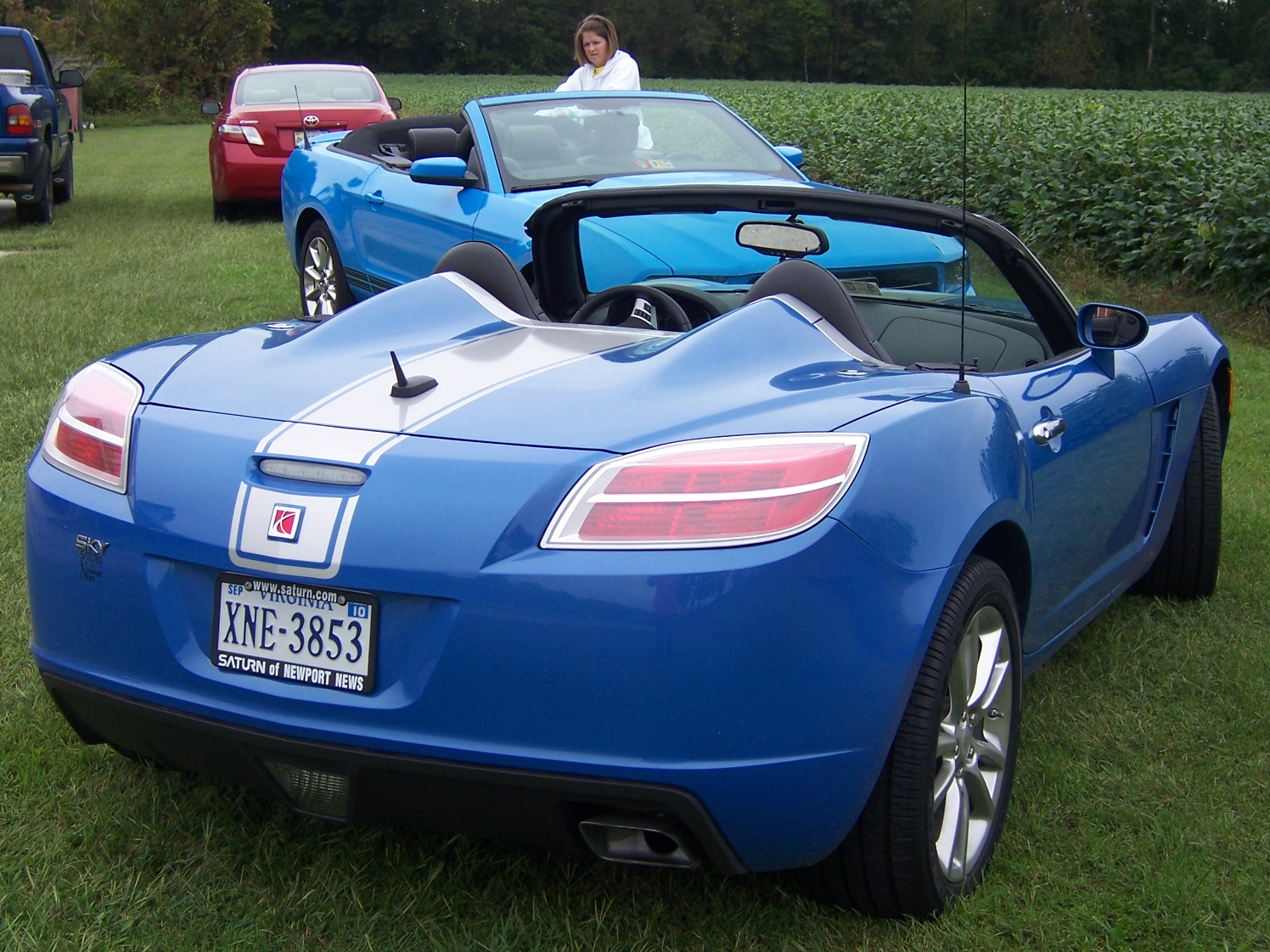 Hydro Blue 2009 limited edition saturn sky for sale-015.jpg