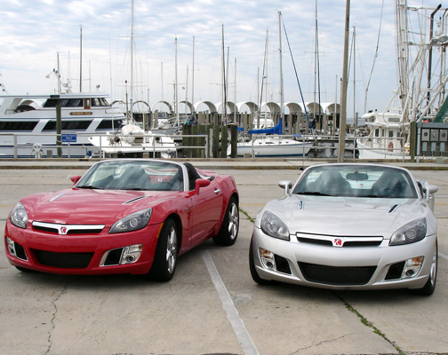 Anyone own a Saturn Sky and Pontiac Solstice  Saturn Sky Forums