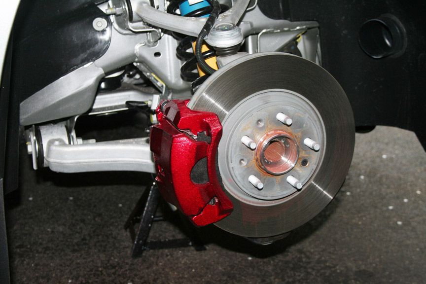Unique Brake Caliper Color Saturn Sky Forums Saturn Sky