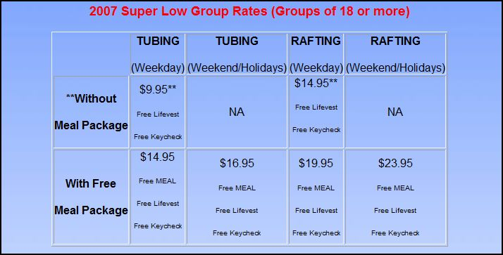 MASSC Saturday August 11th Delaware River Tubing Run-group-rates.jpg