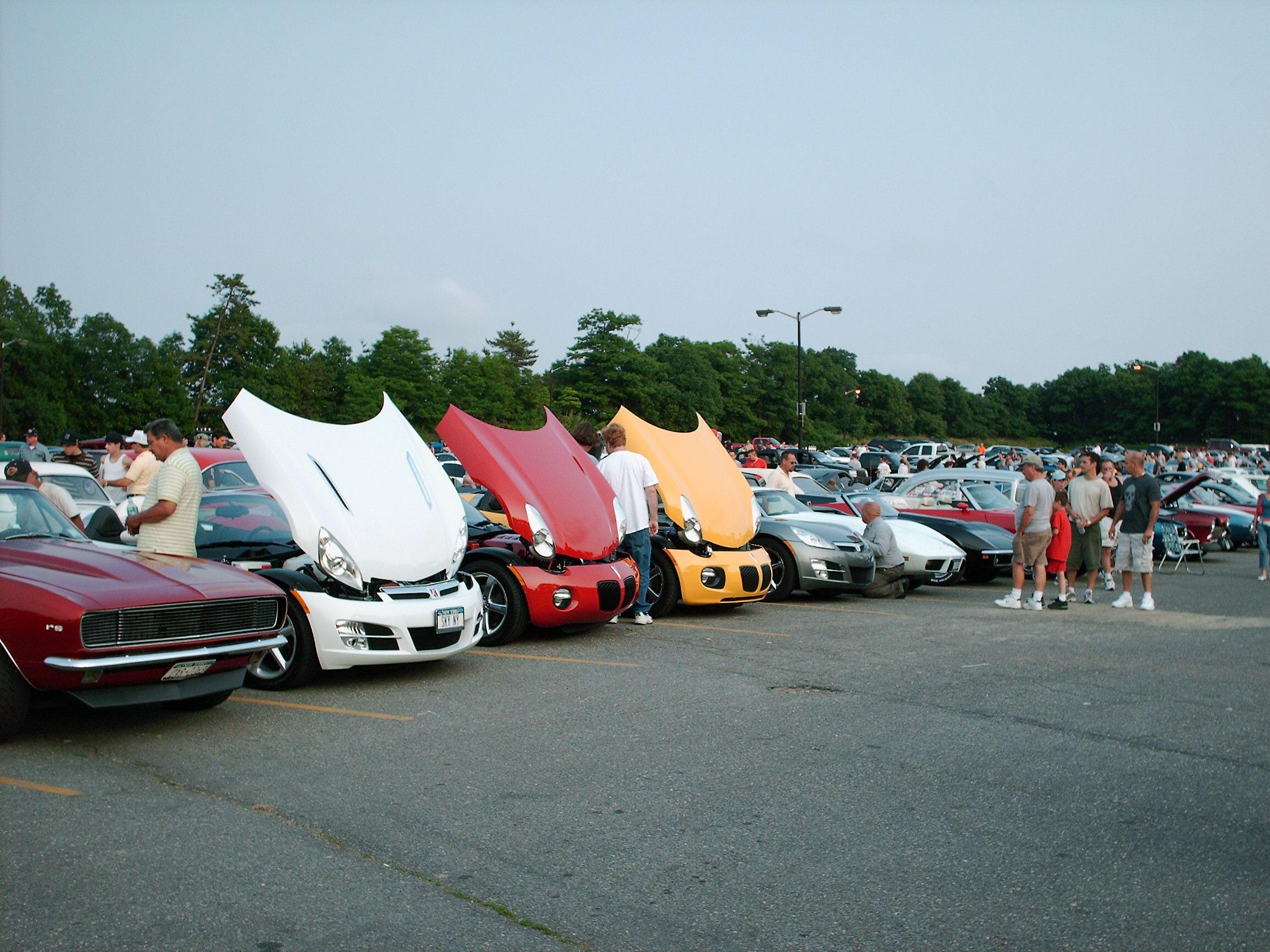 Long Island Car Shows >> Long Island Bald Hill Car Show Saturn Sky Forums Saturn Sky Forum