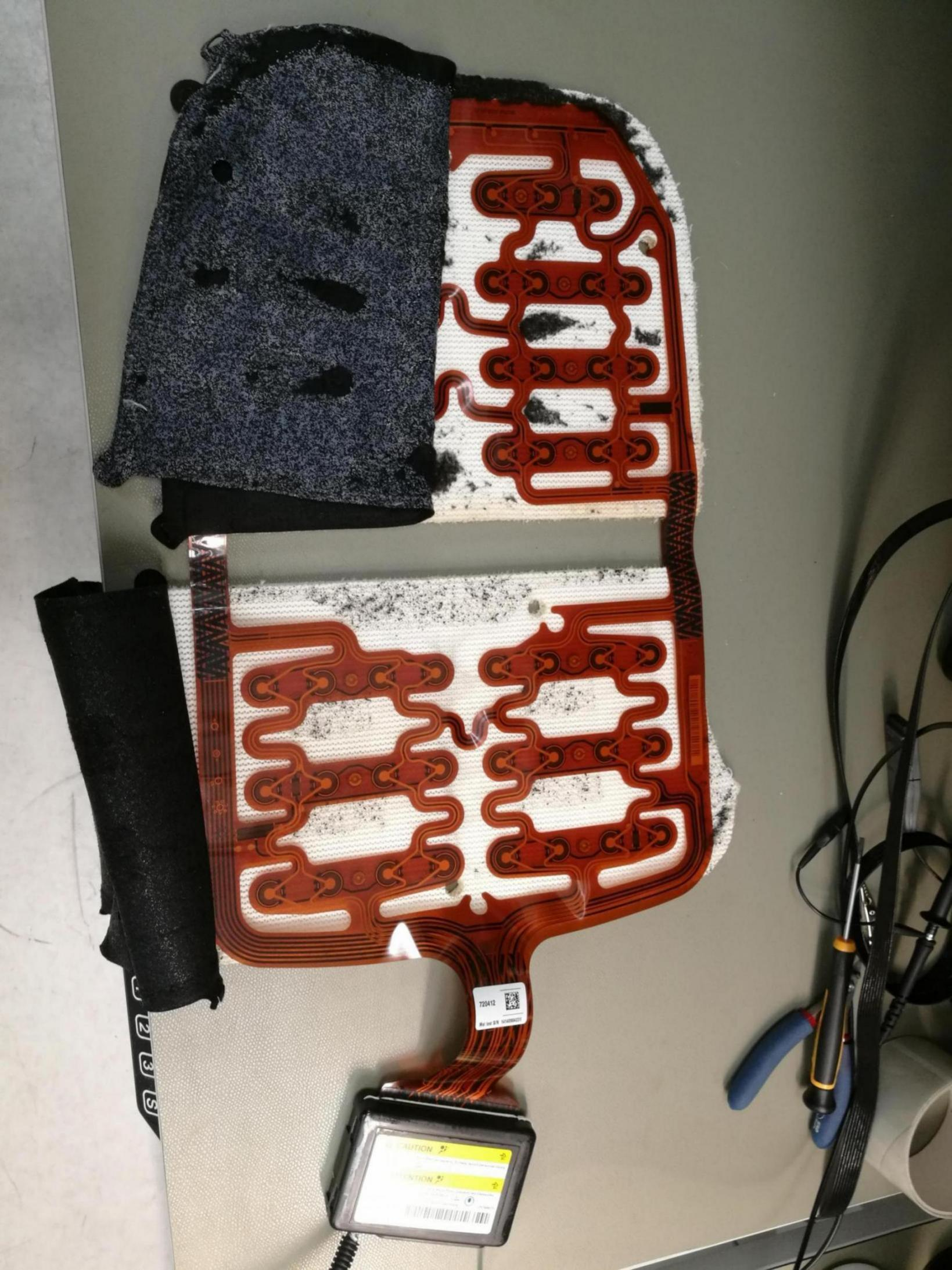Airbag360 installed - Service Airbag DTC still present