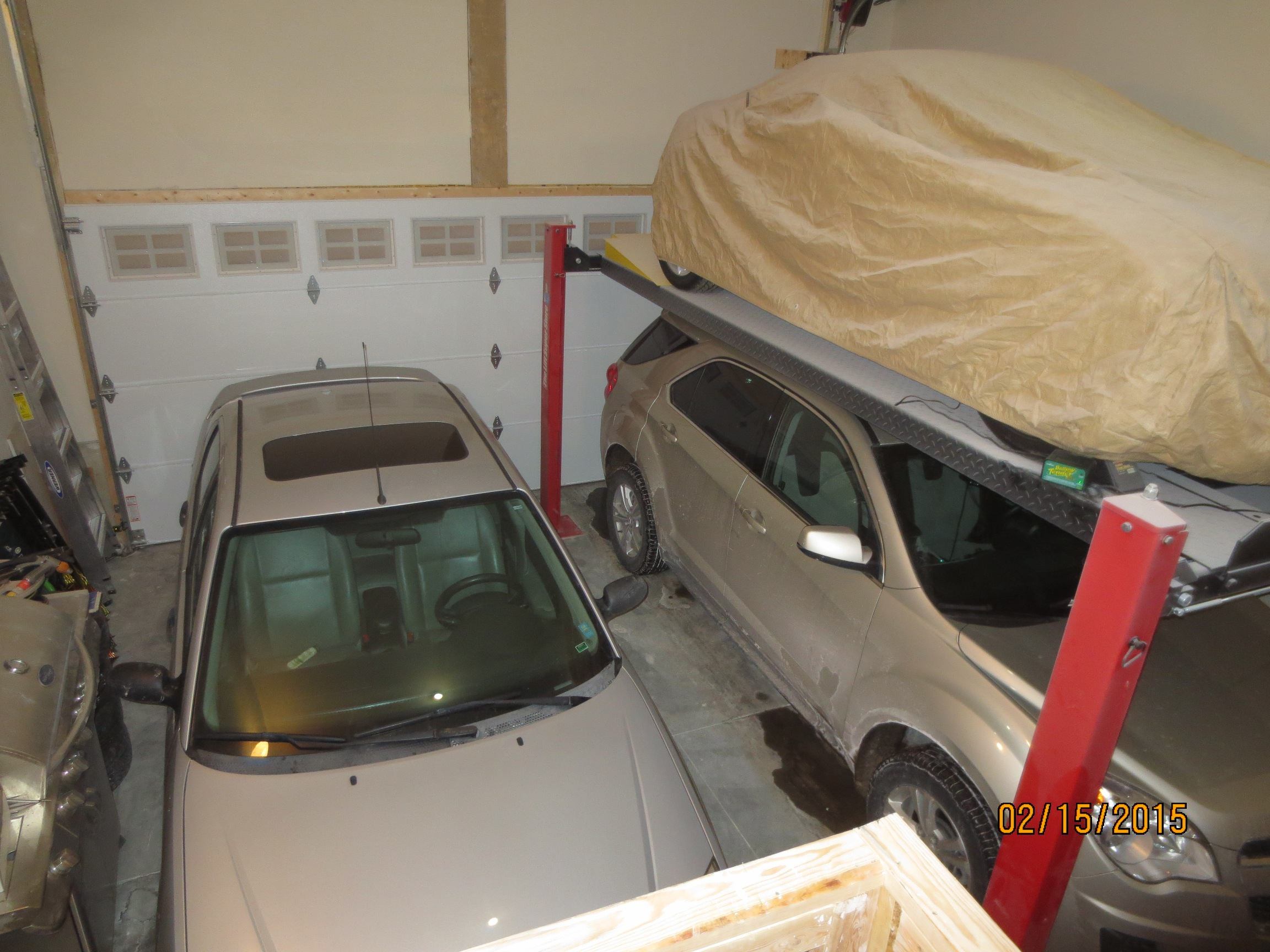 Gallery of Size 2 Car Garage. Size 2 Car Garage   Exotic Car Enthusiasts Auto Lifts Jack Shafts