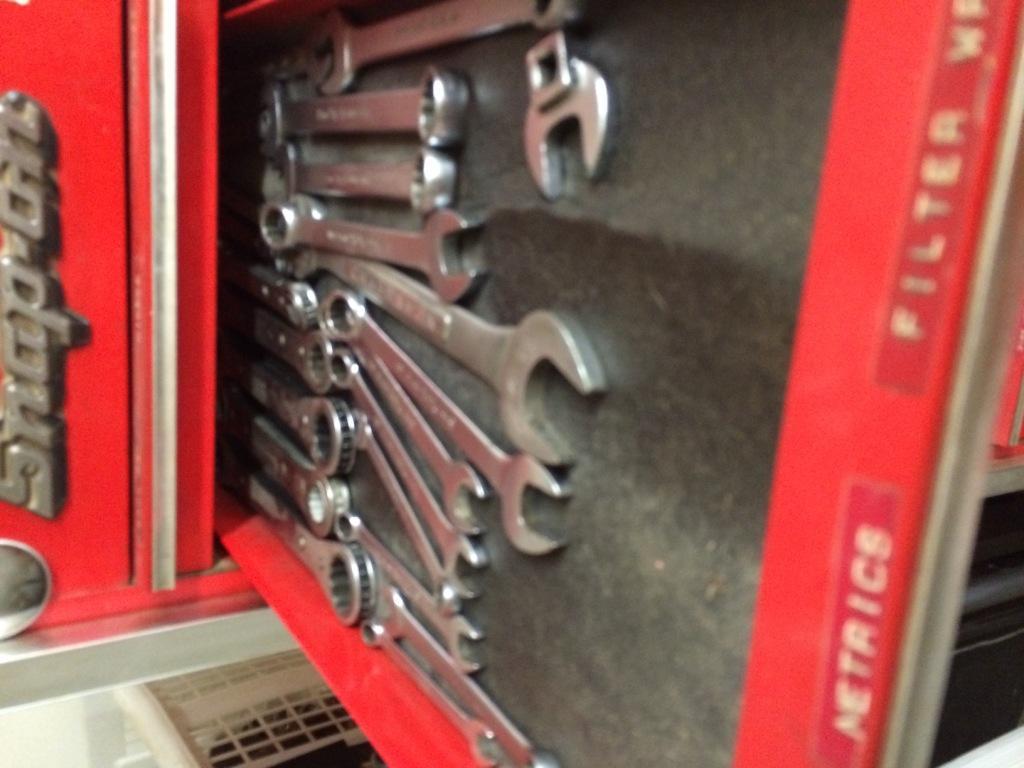 Diesel Mechanic Tools >> Automotive Diesel Mechanic Toolbox And Tools For Sale