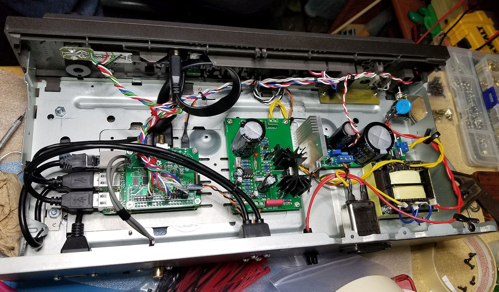 Stereo Head Unit Replacement - RasPi OpenAuto - Saturn Sky Forums