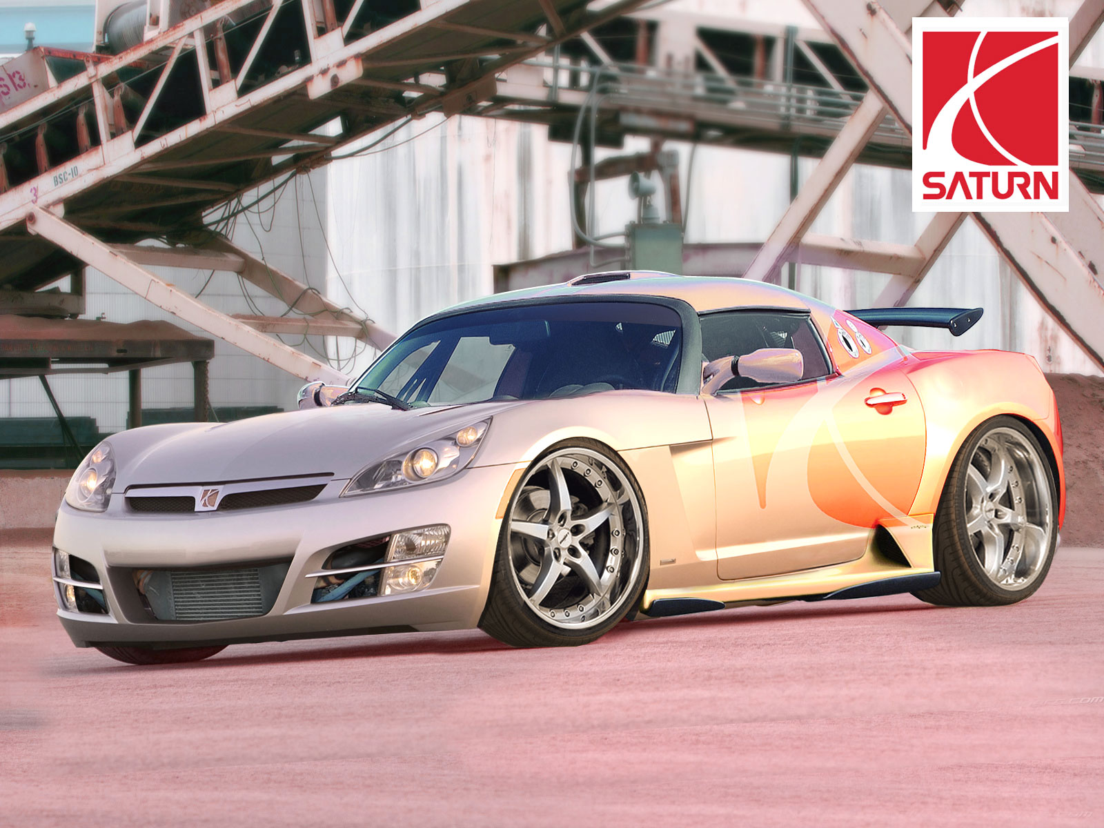 And Holly Crap   This Body Kit Actually Makes The Solstice Attractive!