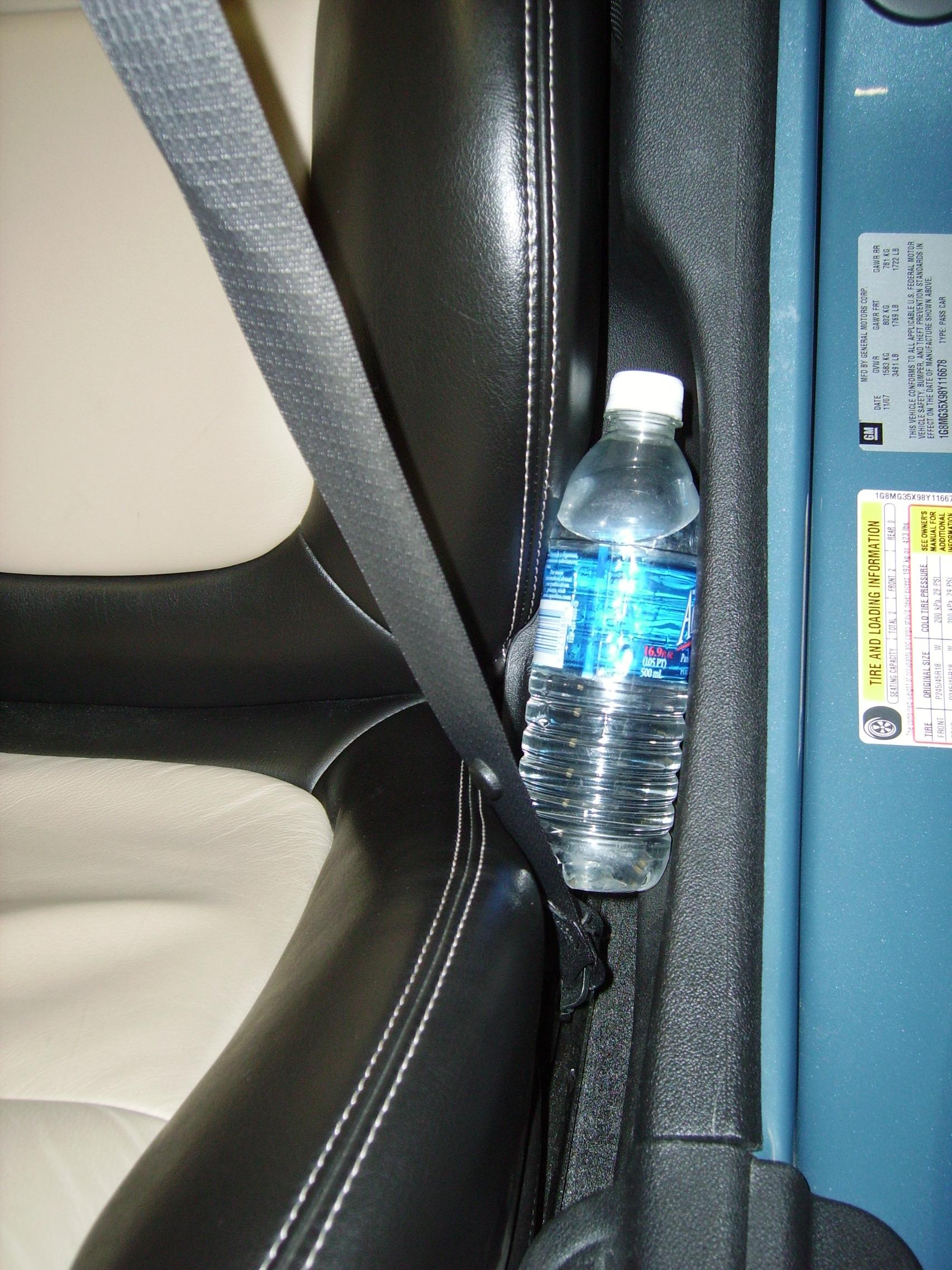 Great Water Bottle Storage Water Bottle Storage