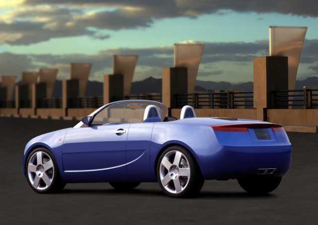 The original idea from GM? The Buick Bengal - Saturn Sky Forums ...