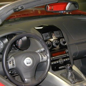 Interior Drivers Side